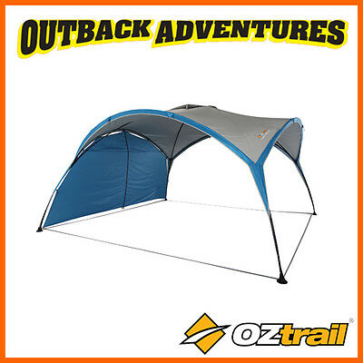 Oztrail Festival 15 Shade Dome Side Wall With Centre Zip