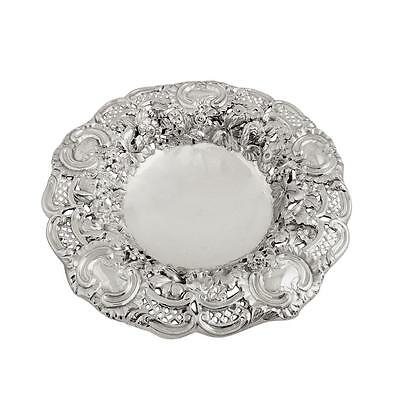 """Antique William Iv Sterling Silver 9"""" Dish / Bowl - 1834"""