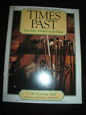 The Victorian Hall  -  Antique Collectables Magazine