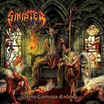 The Carnage Ending Audio CD