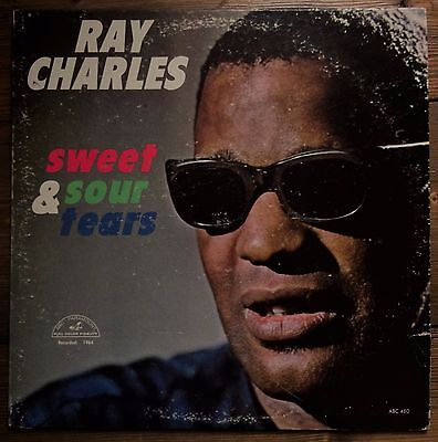 Ray Charles - Sweet & Sour Tears (1964 LP. ABC 480)