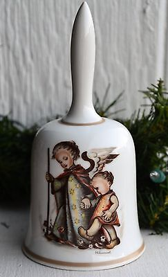 NEW Schmid 1974 Christmas Bell Angel Child Sister Berta Hummel Never Displayed