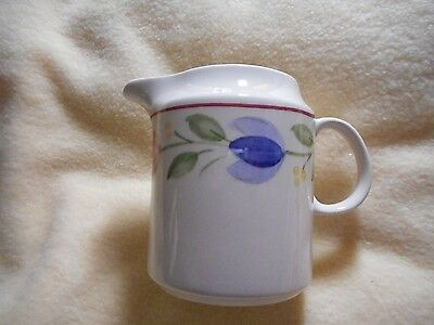Tablemates  Hand painted Pink tulip creamer.