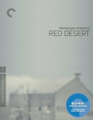 Red Desert (Criterion Collection) [New Blu-ray] Subtitled, Widescreen