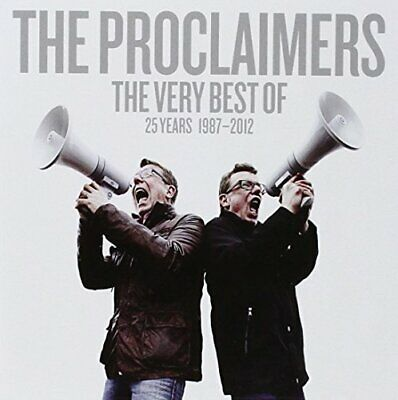 The Proclaimers - The Very Best Of - The Proclaimers CD 4MVG The Cheap Fast Free