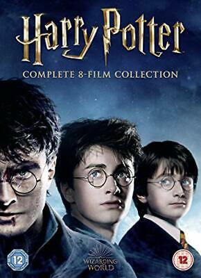 Harry Potter - Complete 8-Film Collection (2016 Edition) [Include... - DVD  KIVG
