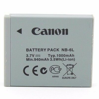 NB-6L Rechargeable Battery for Canon Digital ELPH SD1200 SD1300 IS PowerShot