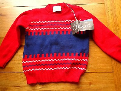 Childrens Pullover Size 22