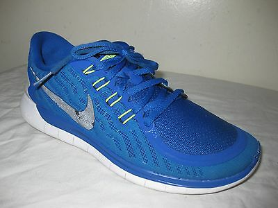e4a362345a629 NIKE FREE 5.0 Athletic Running Shoes   724382-400 Men s Size 42.5 ...