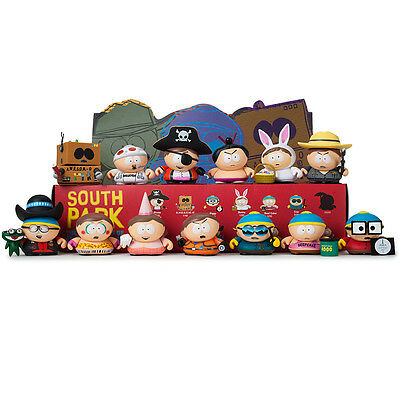 Kidrobot x South Park - The Many Faces of Cartman (CHOOSE CHARACTER)