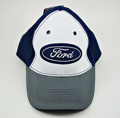 Collectible Ford Motor Baseball Cap, Authentic, Official Tags, Adjustable Size