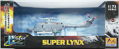 Easy Model - Super Lynx Helicopter / Hubschrauber Royal Navy No.410 1:72 Neu/OVP
