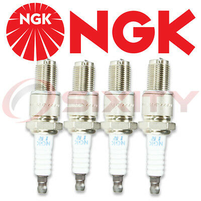 For NGK High Perf Wire Set /& 4-NGK Iridium Spark Plugs For Mazda RX-8 2004-2007