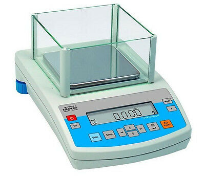 Radwag PS 1000.R1 Precision Lab Balance, Compact Scale 1000 x 0.001g,NEW