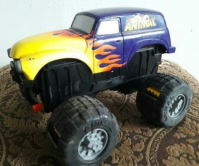 Galoob Animal 4x4 Claw Action Toy Truck 80's