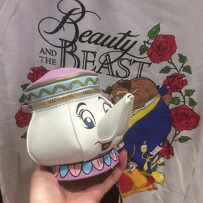 Primark DISNEY MRS POTTS PURSE BEAUTY AND THE BEAST Teapot