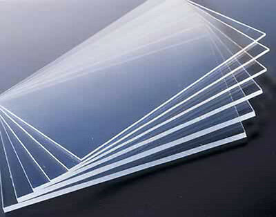Clear Acrylic Perspex Plastic Sheets, 150Mm X 150Mm, 2Mm-10Mm Thick