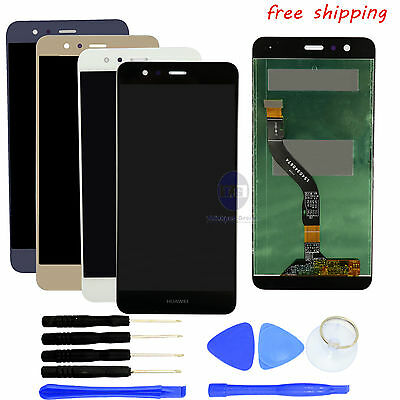 NEW  LCD Screen Display + Digitizer Touch+Tools For HUAWEI P10 lite