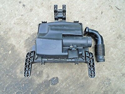 Ford Transit Mk8/custom Air Box And Used Filter (Airbox1)