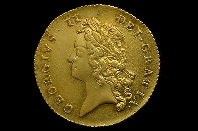 George Ii 1738 Two Guineas