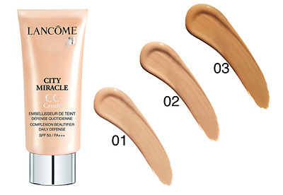 Lancome. City Miracle. CC Cream. Shade 02. New. Boxed. RRP £31.50