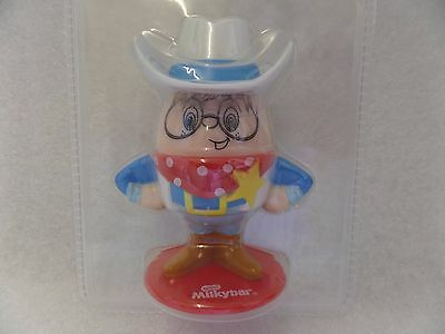 milky bar kid small plastic figurine brand new in packet