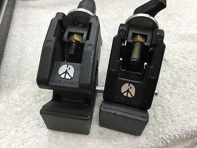 Manfrotto 035 Super clamp Lot Of 2