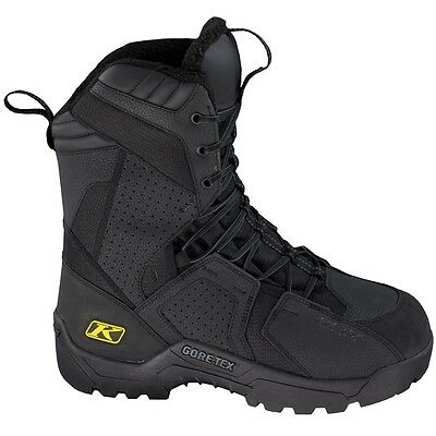 Klim Men's Arctic GTX Gore-Tex Insulated Extreme Cold Weather Snowmobile Boots