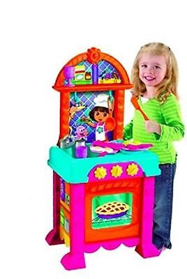 Fisher Price Dora Kitchen Cook With Me Cooking Play set 2+ Years