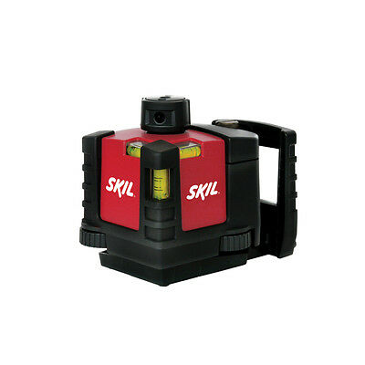 100' Indoor 360 Degree Rotating Beam Rotary Laser Level Plumb Square Layout Tool