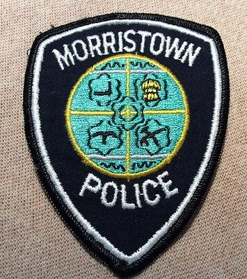 TN Morristown Tennessee Police Patch