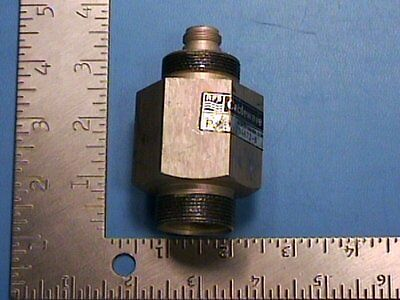 RFS Cablewave Systems, Connectors PN: 734672-B NSN: 5935-00-438-4194