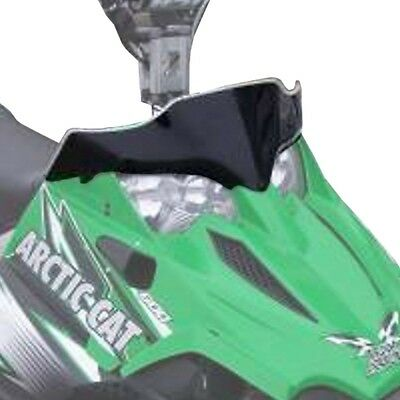 Arctic Cat Low Black Windshield 2008-2014 Sno Pro 500 600 - 6606-279