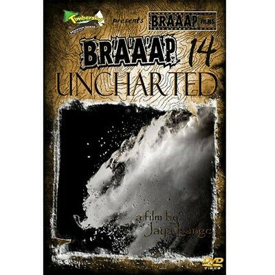 Braaap 14: Uncharted DVD Snowmobile Snowbike Mountain Backcountry Video Movie