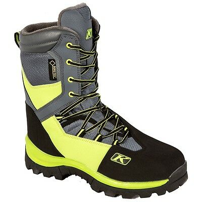 Klim Men's Insulated Adrenaline GTX Gore-Tex Boots - Green - 3108-001-0__-300