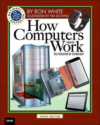 How Computers Work by Ron White 9780789749840 (Paperback, 2014)