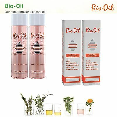 Bio-Oil Specialist Skincare Oil - Twin Pack 2 x 200ml
