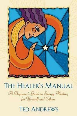 NEW The Healer's Manual By Ted Andrews Paperback Free Shipping