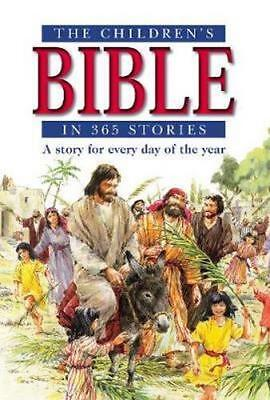 NEW The Children's Bible in 365 Stories By Mary Batchelor Paperback