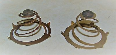 1953-68 Corvette & Chevy Front Wheel Static Collector -  NOS