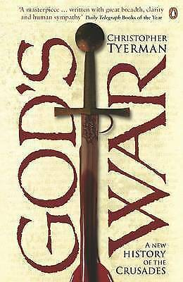 God's War: A New History of the Crusades 9780140269802 by Christopher Tyerman