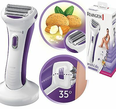 Remington WDF5030 Smooth & Silky Cordless Wet/Dry Lady Shaver