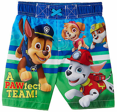Nickelodeon Paw Patrol Toddler Boys Swim Trunks
