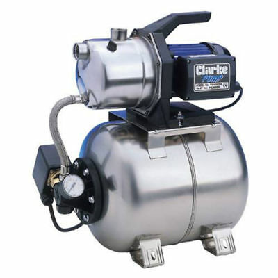 "Clarke CBM250SS 1"" Stainless Steel Booster Pump (Ref: 7238020)"