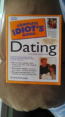 The Complete Idiot's Guide to Dating, 2E by Judy Kuriansky (1998, Paperback)