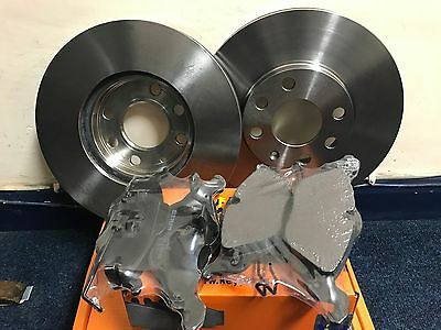 Vauxhall Astra G Mk4 1998 - 2006 Rear Brake Discs And Pads Set New