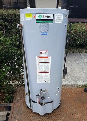 WATER HEATER Commercial Grade /Residential by A. O. Smith 100 gallon Natural Gas