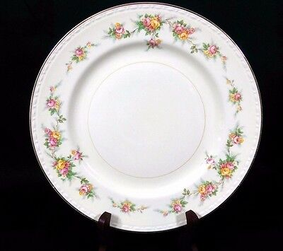 "Set of (4) Vintage Homer Laughlin Eggshell Georgian Countess 10"" Dinner Plates"