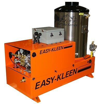 Easy-Kleen Pressure Washer Ezn3004-1 Natural Gas: 4 Gpm @ 3000 Psi 1 Phase