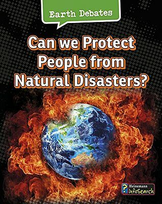 Can We Protect People From Natural Disasters? (Ear
